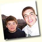 James and Ben