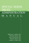 Special Needs Trust Adminsitration Manual