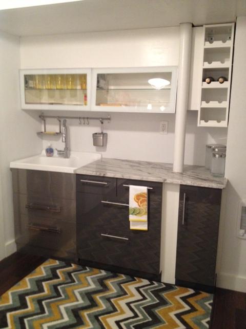 kitchen, inlaw